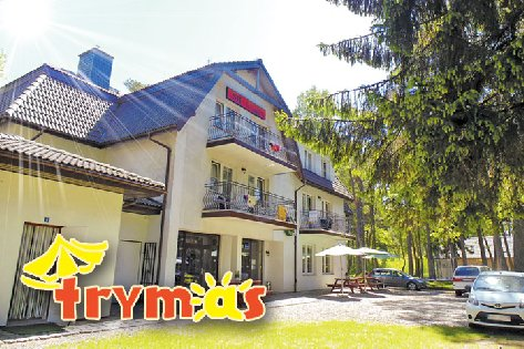 Pokoje Gościnne & Camping Trymas