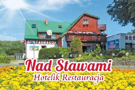 Nad Stawami Hotelik Restauracja
